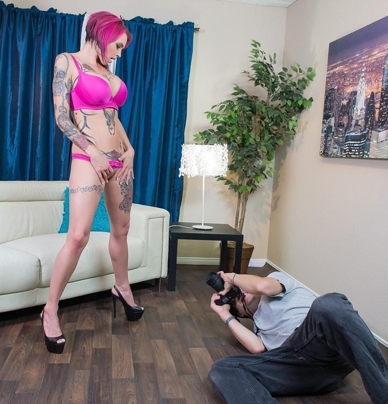 Anna Bell Peaks ~  Anna Bell Peaks Goes Gonzo  ~  SpizooSuperSite ~  FullHD 1080p