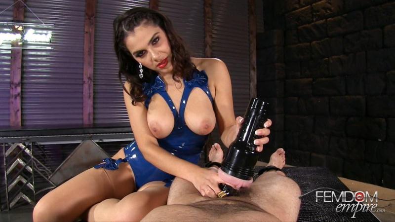 FemdomEmpire.com: Valentina Nappi - Valentina Chastity [FullHD] (867 MB)