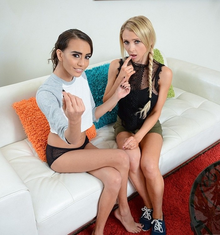 SpizooSuperSite/Spizoo - Alix Lynx, Janice Griffith [Roommates Forever Part4] (HD 720p)