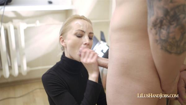 Clips4Sale: LiLu - Triple CumShot HandJob 10_Huge Ruined Facial (LiLusHandJobs) (2017/HD)