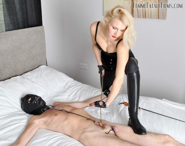 Mistress Akella - Year Of The Cane - Part 2 - FemmeFataleFilms.com (HD, 720p)