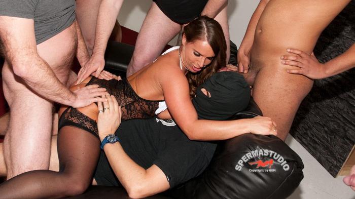 Sexy-Susi - Sexy-Susi visit her friends [FullHD 1080p] Sperma-Studio.com