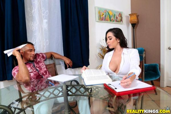 Karlee Grey - Topless Tutor - BigNaturals.com / RealityKings.com (SD, 432p)
