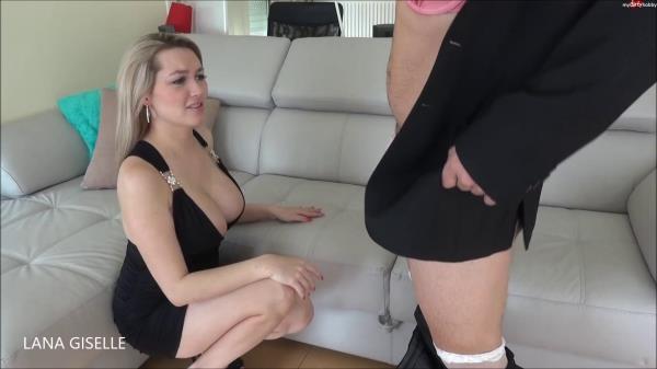 Lana-Giselle - Mein erstes Blind Date - Mit einer Transe (MyDirtyHobby) [FullHD 1080p]