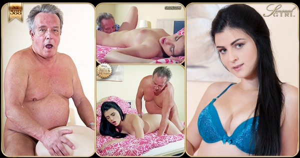 Alice Nice - №588 Sex Make-up (0ldje) [FullHD 1080p]
