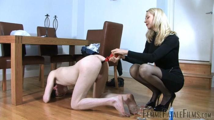 Mistress Eleise de Lacy - Full To Bursting (FemmeFataleFilms) HD 720p