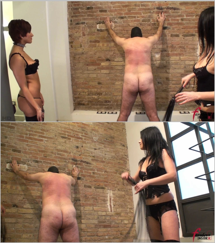 FemdomInsider: Miss Dolce and Mistress Soraya - Mistresses, Lingerie And Bullwhips  [FullHD 1080] (220 MB)