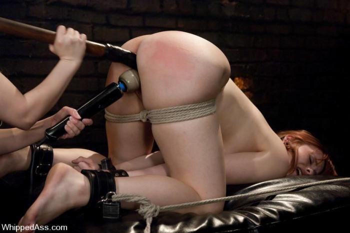 WhippedAss.com - Aiden Starr, Chamille - Chamille's First Lesbian Experience [HD, 720p]