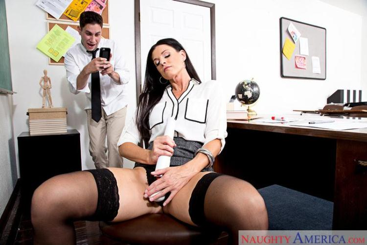 India Summer - My First Sex Teacher / 02.01.2017 [NaughtyAmerica / SD]