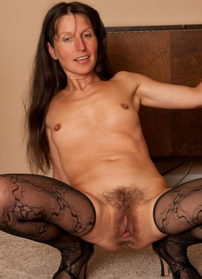 Carmen, 42 years old, USA (WeAreHairy) HD 720p