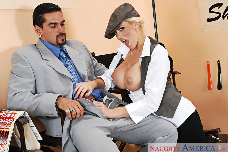 NaughtyOffice/NaughtyAmerica: Eve Laurence - Remastered  [SD 360p] (197 MiB)