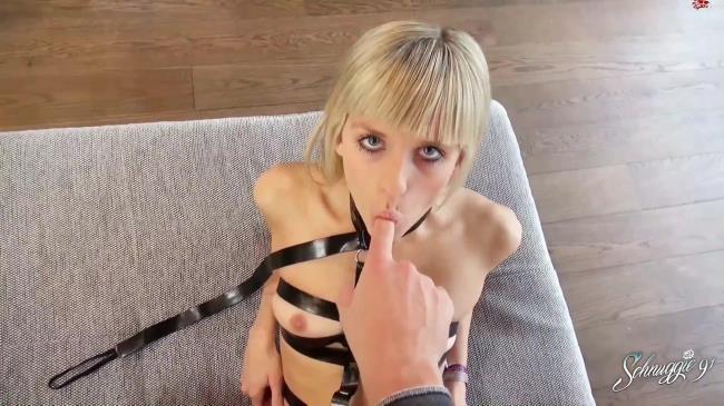 schnuggie91 - Sex-Sklavin - Schmerzhaft in den Arsch gefickt [MDH | 1080p]