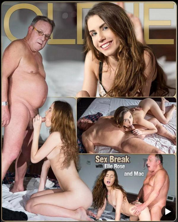 Elle Rose - Sex Break (HD 720p)