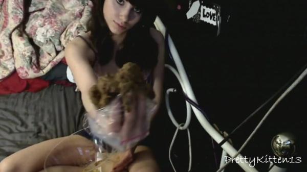 Sexy scat teen latina - Solo Scat [Fboom Scat] (FullHD, 1080p)