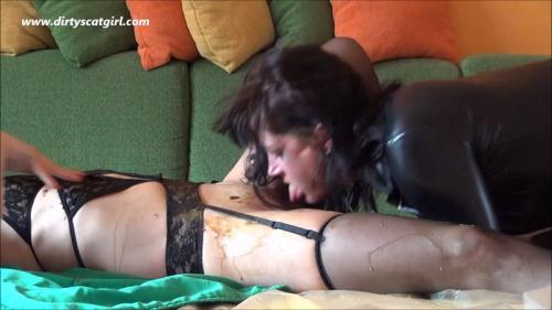 Fboom Scat [DIRTYSCATGIRL - Extreme Scat - Part 36] HD, 720p