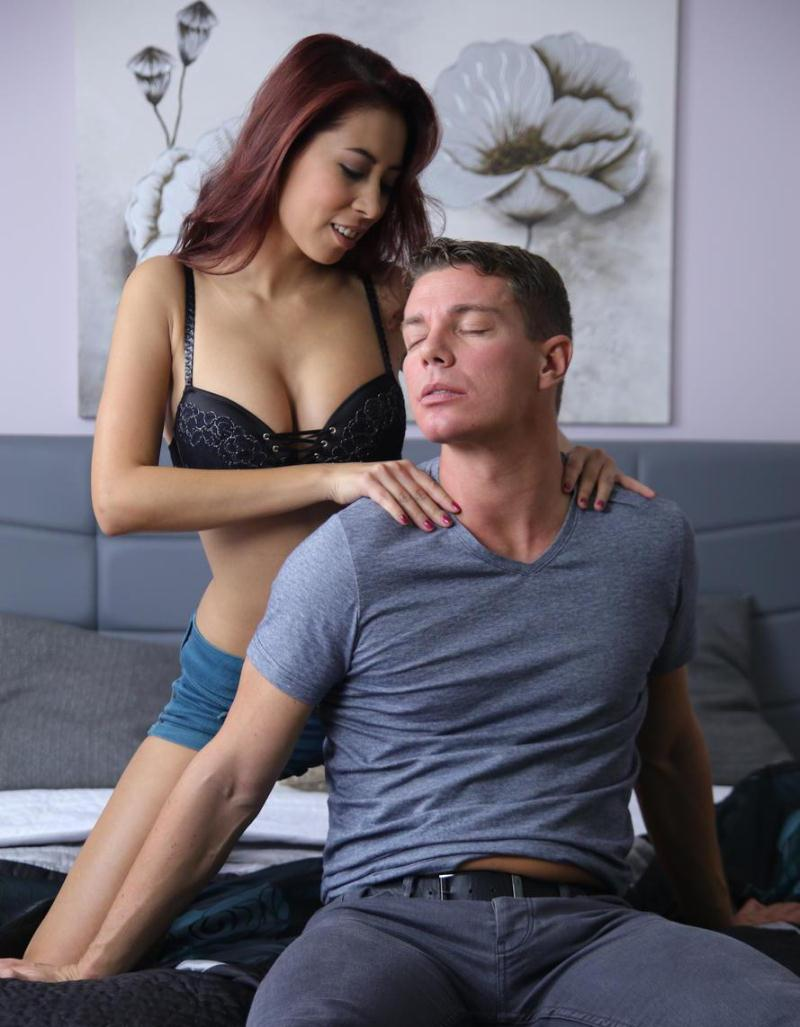 Paula Shy ~  Romantic sex for buxom Asian beauty  ~  DaneJones ~  FullHD 1080p