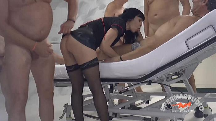 (Sperma-Studio.com) Hot Sarah - Emergency room (07/01/2017) *NEW* (FullHD/1080p/1.47 GB/2017)