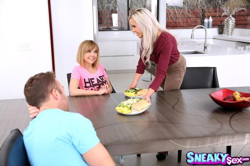 SneakySex.com / RealityKings.com: Dillion Harper - Show Me Yours [SD] (416 MB)