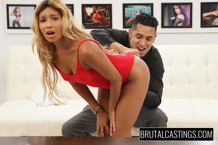 BrutalCastings: Ally Berry - E50 Ally Berry, The Key to Success  [FullHD 1080p]  (Casting)