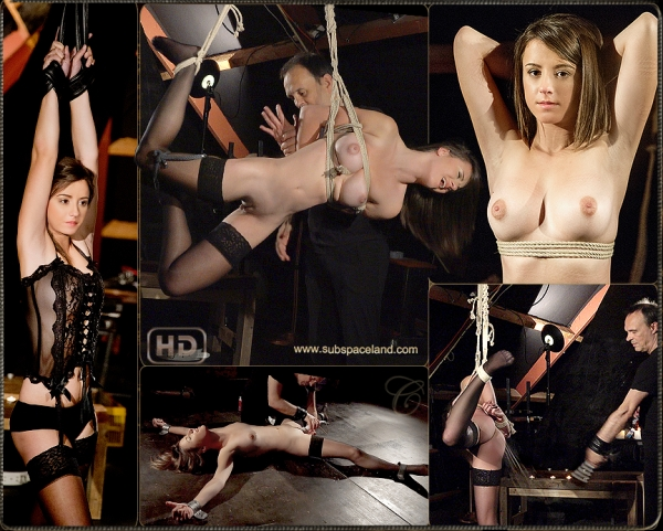 (Subspaceland.com) Gabriella - Dungeon of Pain (FullHD/1080p/593 MB/2016)