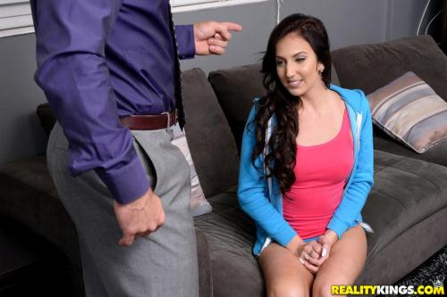 RKPrime.com / RealityKings.com [Aubrey Rose - Sitter Busted] SD, 432p