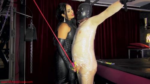 MistressEzada.com [Mistress Ezada Sinn - The Beauty and The Small-Cocked Beast] FullHD, 1080p