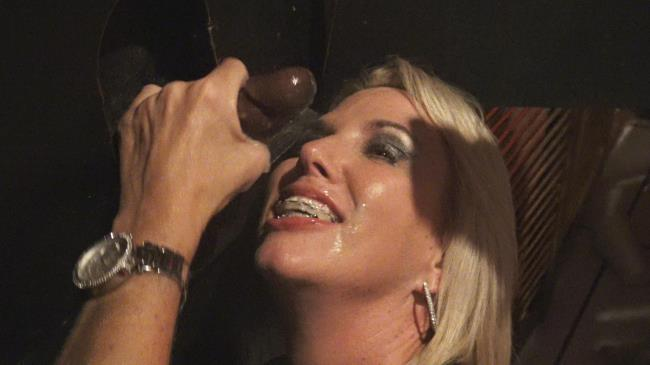 JennyJizz: Jenny Jizz - Hot Night at the Theater (FullHD/2017)