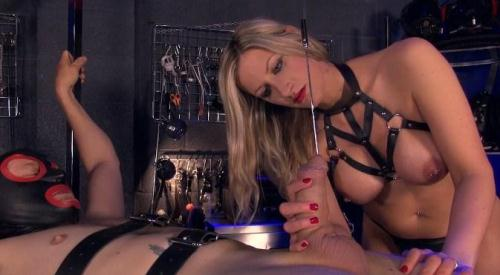 TheEnglishMansion.com [Mistress Nikki - Double Rosebuds Complete] HD, 720p
