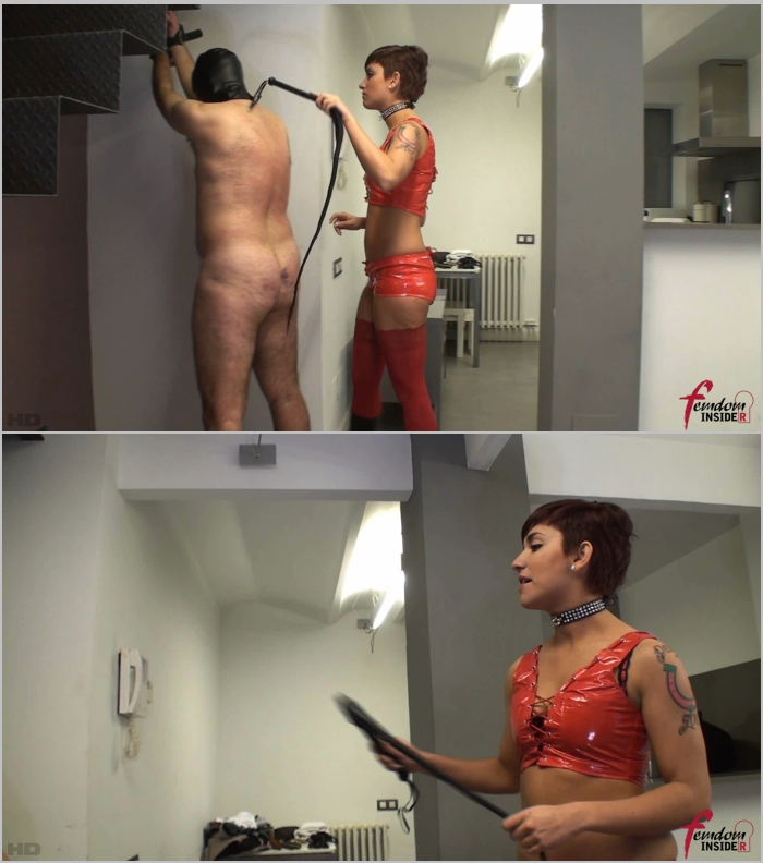 FemdomInsider: Miss Dolce - No Mercy Whipping By Dolce  [FullHD 1080] (250 MB)