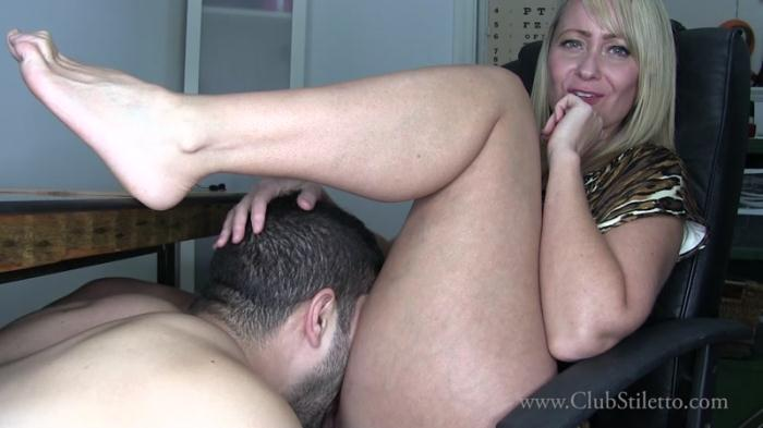 You're The Offices New Pussy Licker (ClubStiletto, Clips4sale) FullHD 1080p