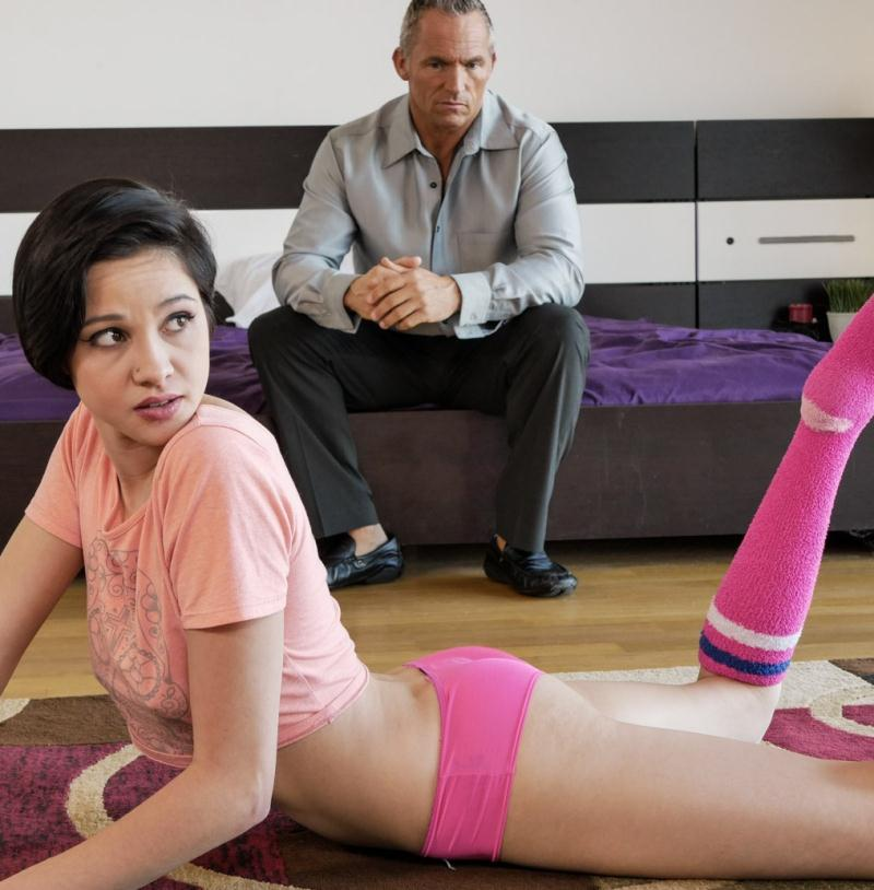Cadey Mercury ~  Struggling Babysitter Gets Desperate  ~  MyBabysittersClub ~  HD 720p