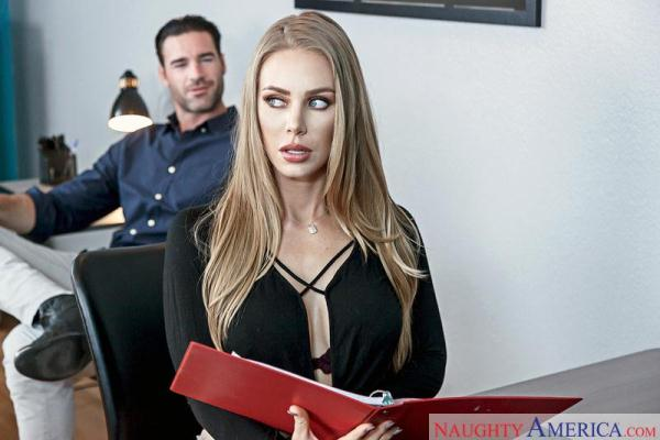 NaughtyOffice - Nicole Aniston [SD, 360p]
