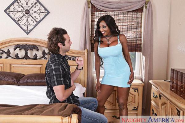 Diamond Jackson - American MILF - IHaveAWife.com / NaughtyAmerica.com (SD, 360p)