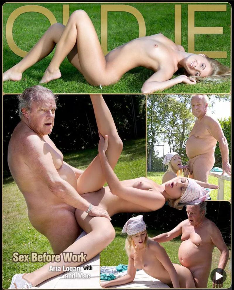 Oldje.com / ClassMedia.com: Aria Logan - Paunchy Daddy Sex [SD] (550 MB)