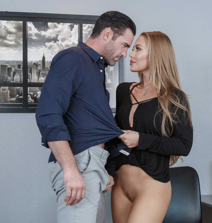 NaughtyOffice/Naughtyamerica: Nicole Aniston - Naughty Office  [HD 720p]  (Big Tits)