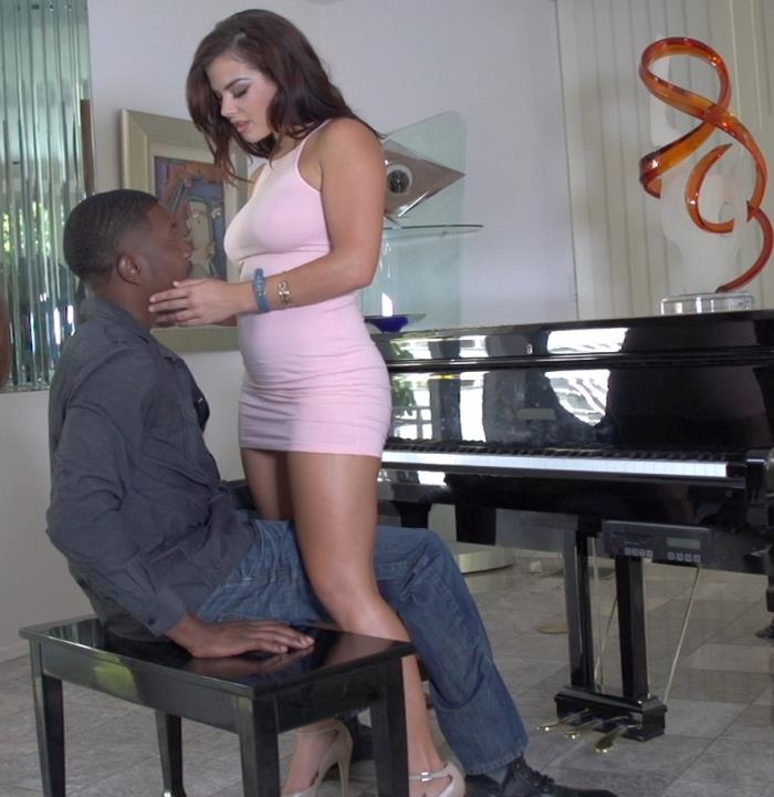 Keisha Grey - Keisha Takes A Huge One  [FullHD 1080p]