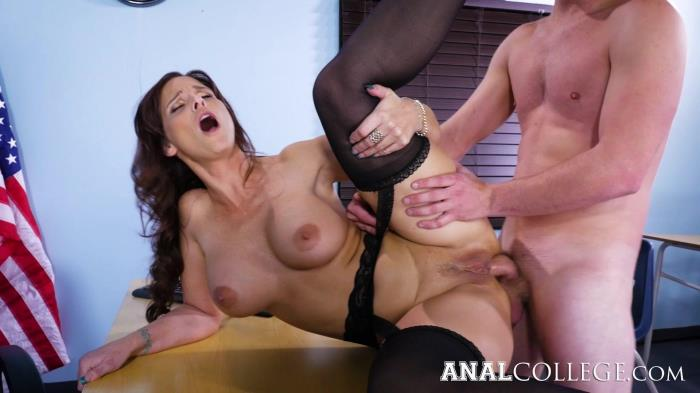 AnalCollege.com: Syren De Mer - Eat my ass (2017/FullHD)