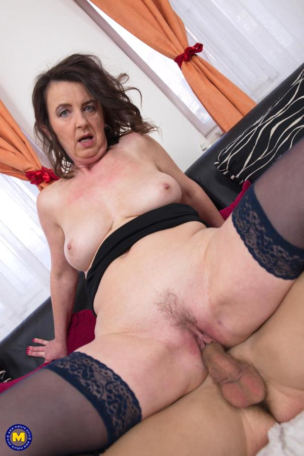 Ruzena (47) Kinky mature lady doing her toyboy [Mature.nl 1080p]
