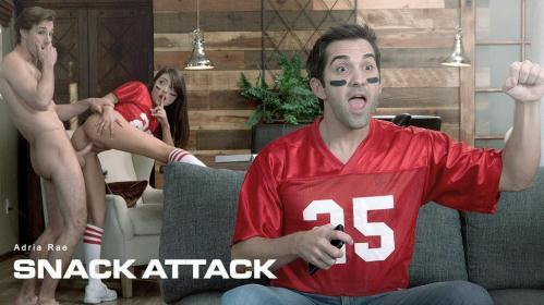 Babes.com [Adria Rae - Snack Attack] SD, 480p