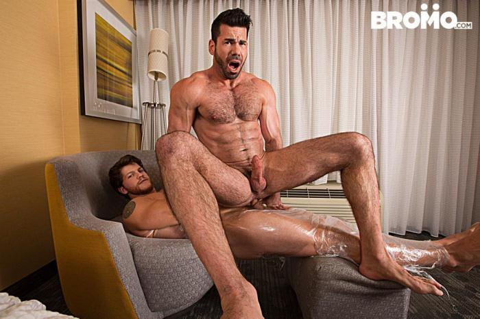 Bromo.com - Ashton McKay, Billy Santoro - Raw Tension, Part 2 [HD, 720p]