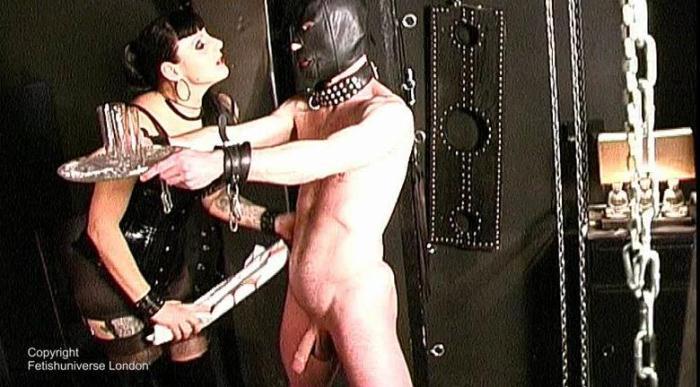 Butler fur Mistress Adriana (Sado-Mistress) SD 576p
