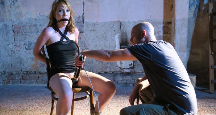 Submissed.com - Anna Prati - Anna Prati chairtied ballgagged vibed [FullHD 1080p]