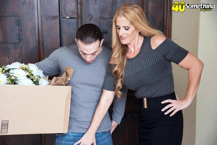 PornMegaLoad.com - Sasha Bell - Sasha orders food, gets cock [FullHD 1080p]