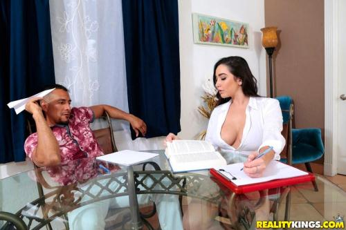 BigNaturals.com / RealityKings.com [Karlee Grey - Topless Tutor] SD, 432p