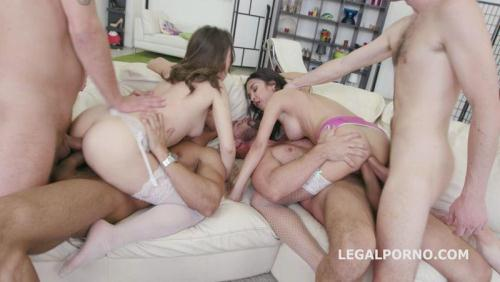 L3g4lP0rn0.com [Double Addicted with Francys Belle and Gabriella DP /DAP /GAPES /Prolapse /Cuswapping GIO289] SD, 480p