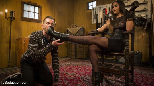 TsSeduction, Kink: Tori Mayes & Will Havoc - Are You Ready To Please Your Mistress (HD/720p/2.01 GB) 29.01.2017