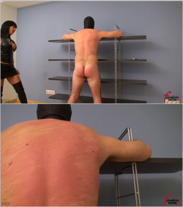 FemdomInsider - Miss Hannah - A Painful Visit To My Slave  (1080 / FullHD)