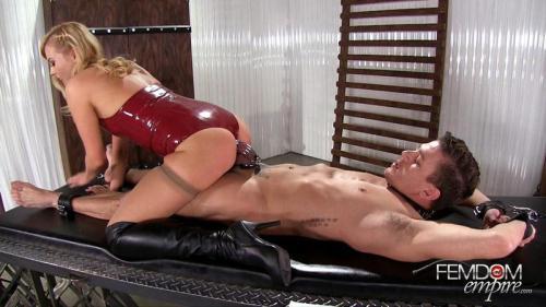 Chastity Pussy Slide [FullHD, 1080p] [FemdomEmpire.com]