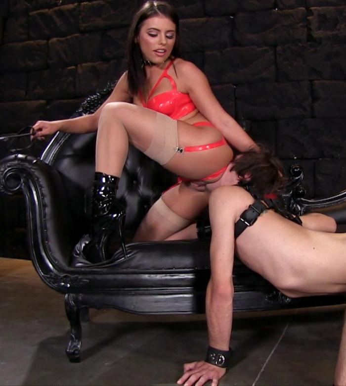 FemdomEmpire - Adriana Chechik - Soaked in Squirt [FullHD 1080p]