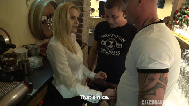 CzechAV: Amateur - Czech GangBang 20 - Part 1 (FullHD/2017)